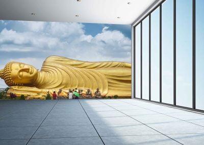 wallart.ie | buddha wall murals
