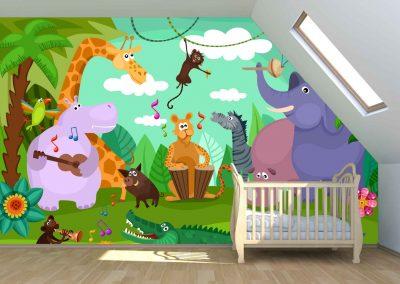 wallart.ie | kids and creche wall murals